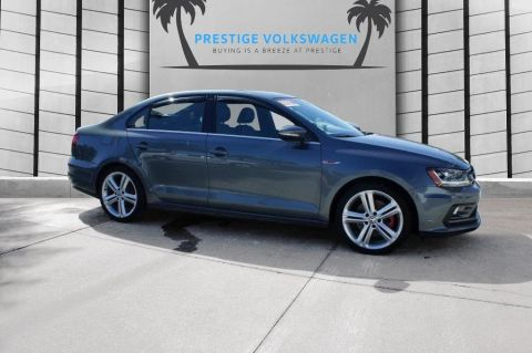 Certified Pre-Owned 2017 Volkswagen GLI  FWD 4dr Car