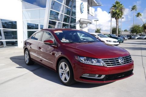 Certified Pre-Owned 2015 Volkswagen CC Sport FWD 4dr Car