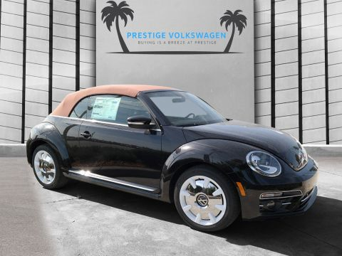 New 2019 Volkswagen Beetle Convertible Final Edition SEL FWD Convertible