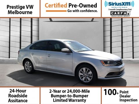 Certified Pre-Owned 2016 Volkswagen Jetta Sedan 1.4T SE W/CONNECT
